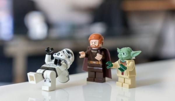 Que le 4 soit avec vous : Des vêtements inspirés de Star Wars !